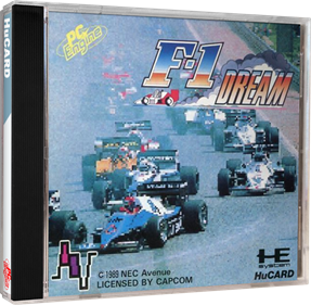 F-1 Dream - Box - 3D