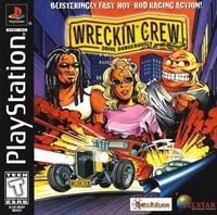 Wreckin Crew: Drive Dangerously
