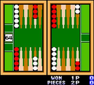 Backgammon - Screenshot - Gameplay