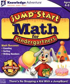 JumpStart Math for Kindergartners