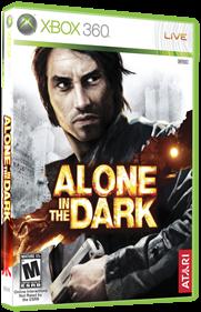 Alone in the Dark - Box - 3D