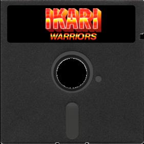 Ikari Warriors (Europe) - Fanart - Disc