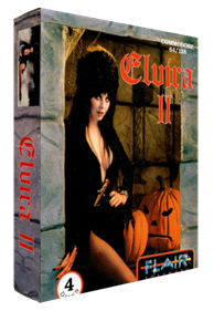 Elvira II - Box - 3D