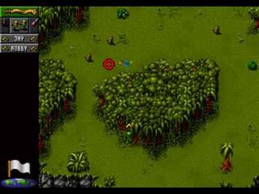 Cannon Fodder - Screenshot - Gameplay