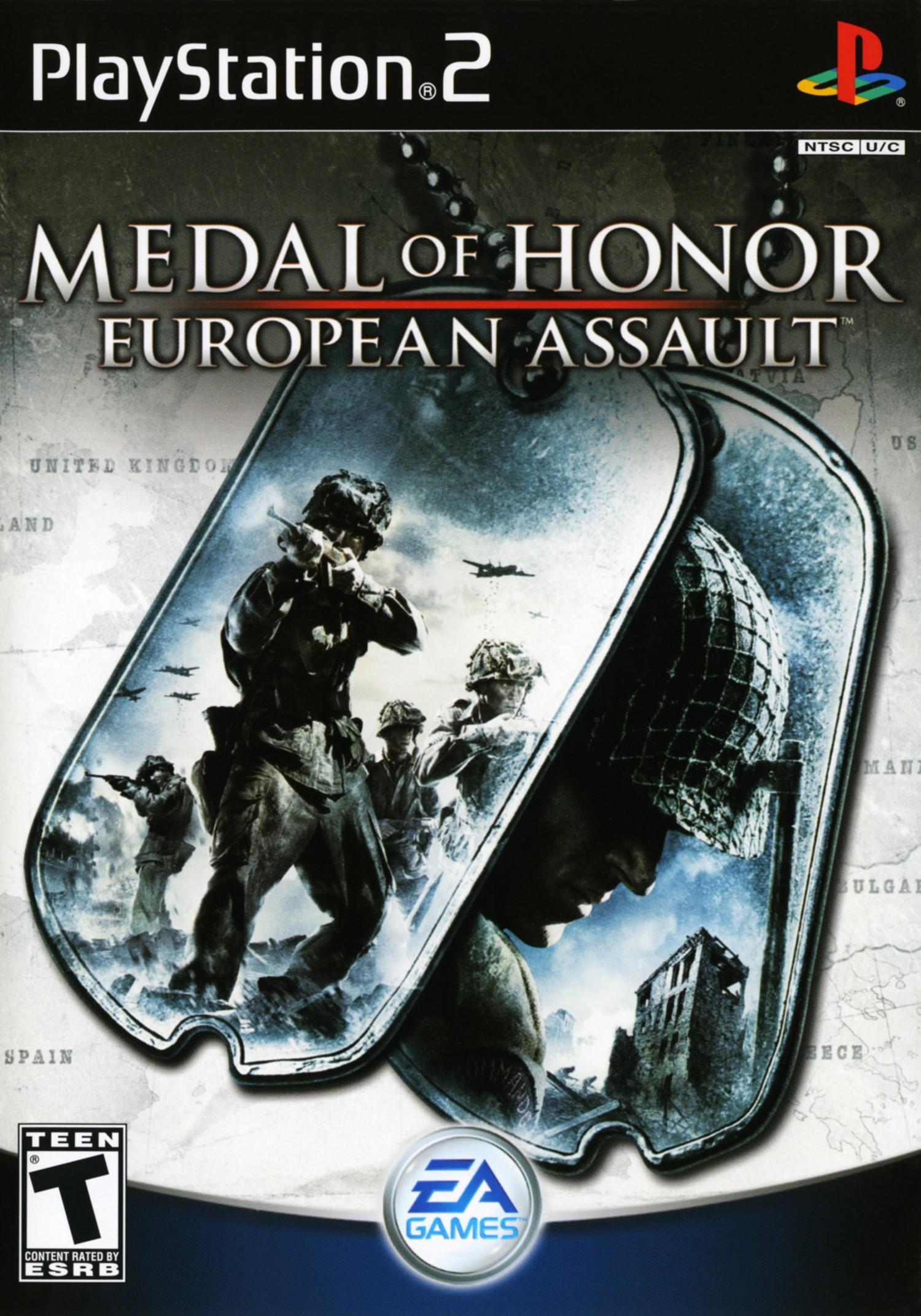 Medal of Honor European Assault