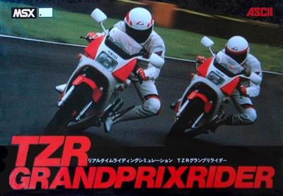 TZR: Grandprix Rider