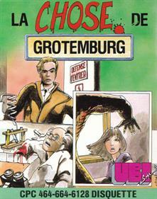 La Chose de Grotemburg