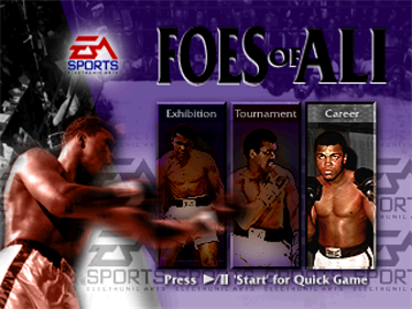 Foes of Ali - Screenshot - Gameplay