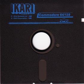 Ikari Warriors (Europe) - Disc