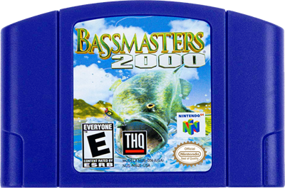 Bassmasters 2000 - Cart - Front