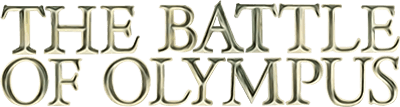 The Battle of Olympus - Clear Logo