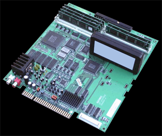 Street Fighter III 2nd Impact: Giant Attack - Arcade - Circuit Board
