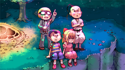 EarthBound - Fanart - Background