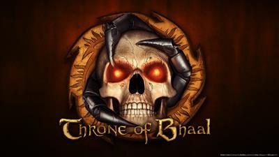 Baldur's Gate II: Throne of Bhaal - Fanart - Background