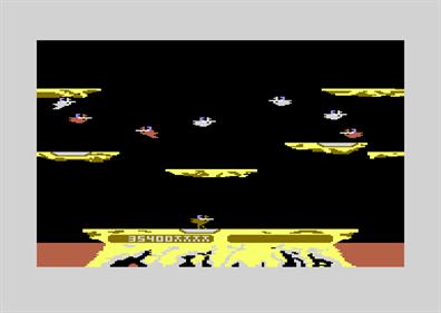 Joust - Screenshot - Gameplay