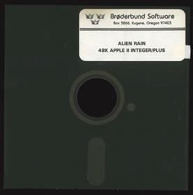 Alien Rain - Disc