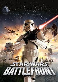 Star Wars: Battlefront - Fanart - Box - Front
