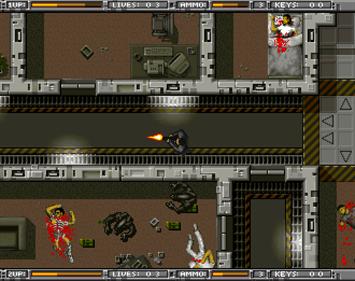 Alien Breed: Tower Assault - Screenshot - Gameplay
