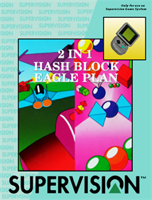 2 in 1: Hash Block/ Eagle Plan