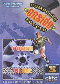 Double Header - Complete Onside Soccer and Power Slide