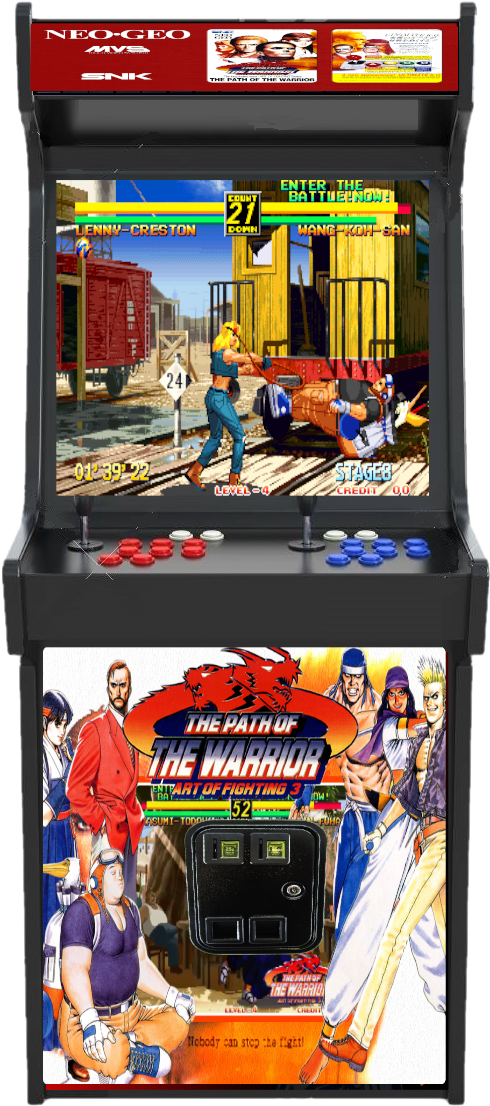 Art Of Fighting 3 The Path Of The Warrior Details Launchbox Games Database
