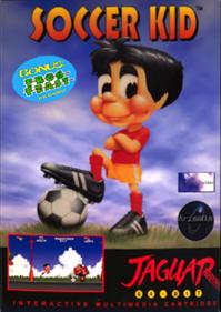 Soccer Kid & Frog Feast