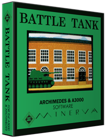Battle Tank - Box - 3D