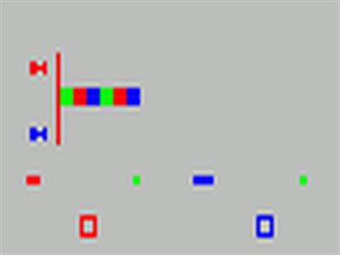 Videocart-9: Drag Strip - Screenshot - Game Title