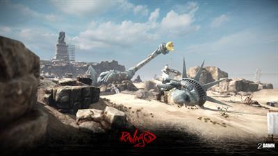 Ravaged - Fanart - Background