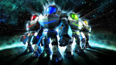 Metroid Prime: Federation Force - Fanart - Background