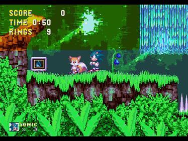 Sonic The Hedgehog 3 Complete - Screenshot - Gameplay