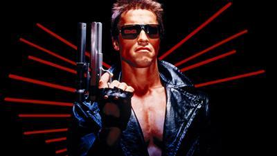 The Terminator - Fanart - Background
