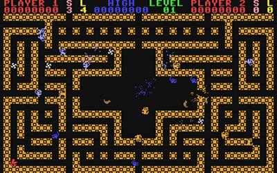 Crossroads II: Pandemonium - Screenshot - Gameplay