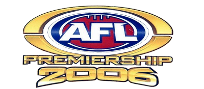 AFL Premiership 2006 - Clear Logo