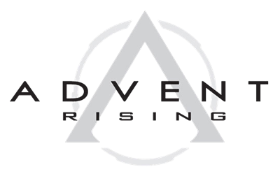 Advent Rising - Clear Logo