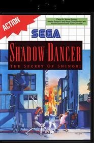 Shadow Dancer: The Secret of Shinobi - Box - Front - Reconstructed