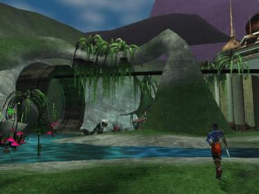 Azurik: Rise of Perathia - Screenshot - Gameplay