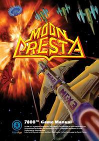 Moon Cresta - Box - Front