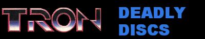 Tron: Deadly Discs - Clear Logo