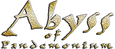 Abyss of Pandemonium - Clear Logo