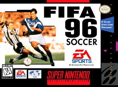 FIFA 96 Soccer