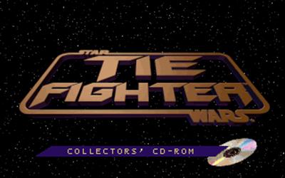 Star Wars: TIE Fighter - Screenshot - Game Title