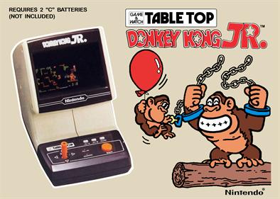 Donkey Kong Jr. (Tabletop)