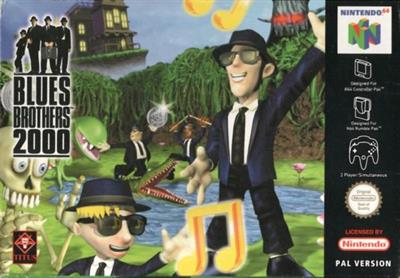 Blues Brothers 2000 - Box - Front
