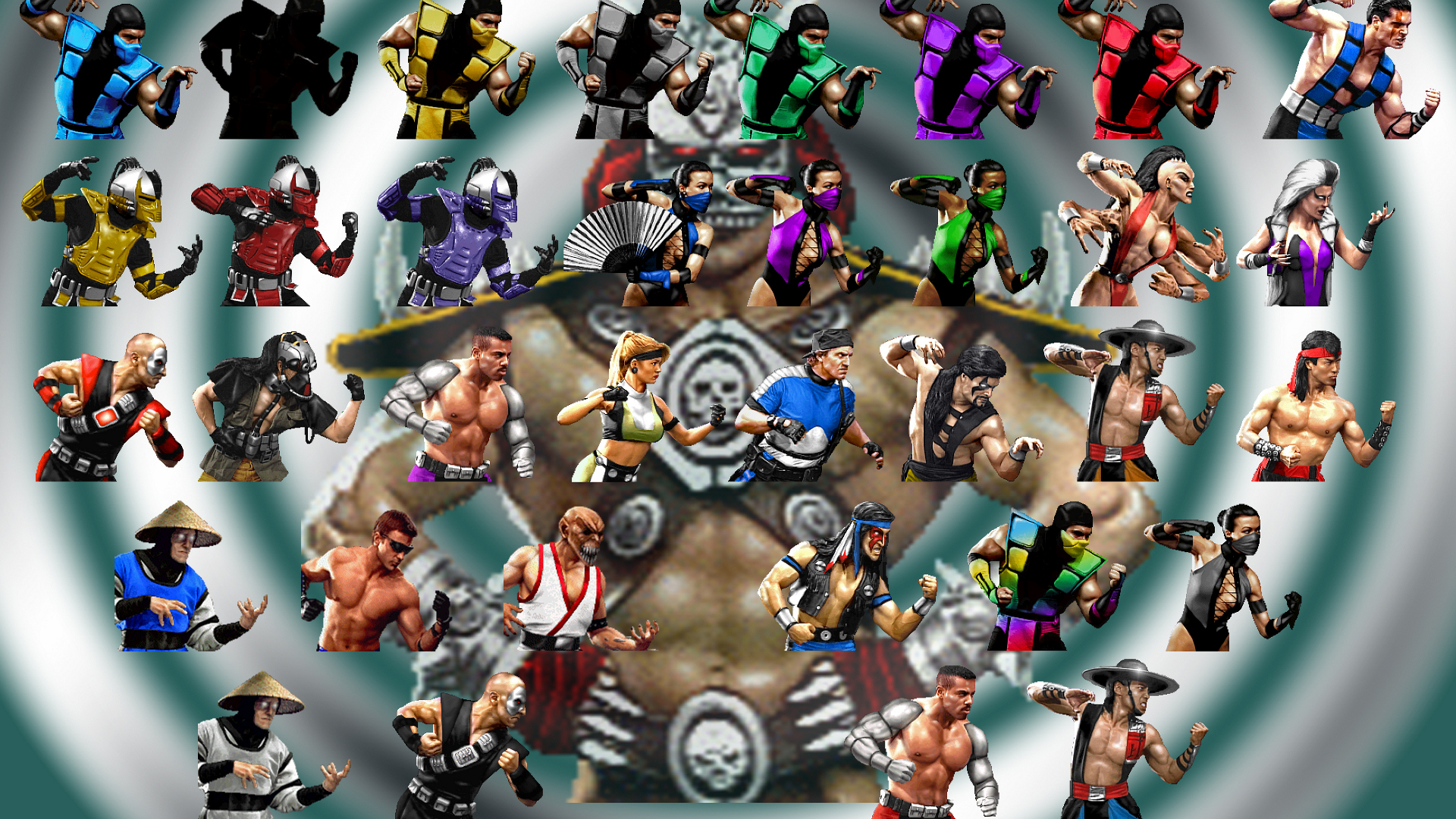 Ultimate Mortal Kombat 3 Details
