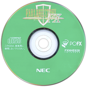 Farland Story FX - Disc