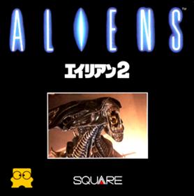 Aliens: Alien 2 - Fanart - Box - Front