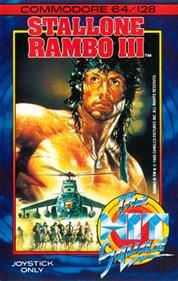 Rambo III - Box - Front