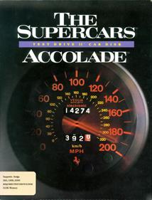 Test Drive II Car Disk: The Super Cars