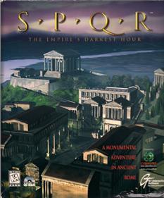SPQR: The Empire's Darkest Hour